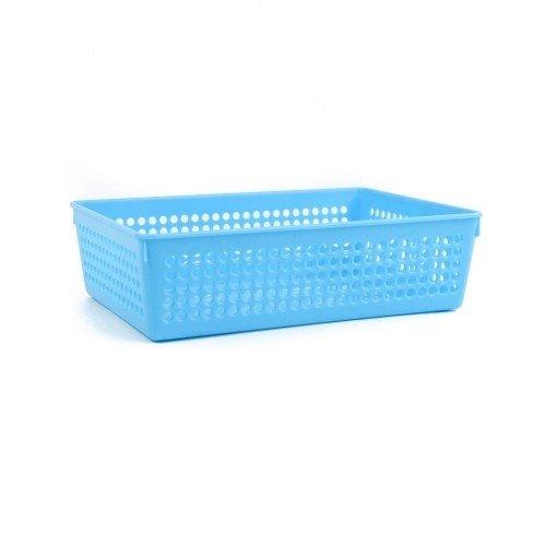 Colador de cultivo de plástico diferentes colores 22x15x6 cm