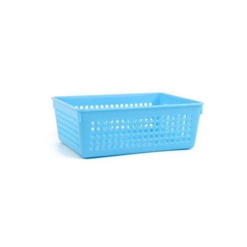 Colador de cultivo de plástico diferentes colores 18x13x6 cm