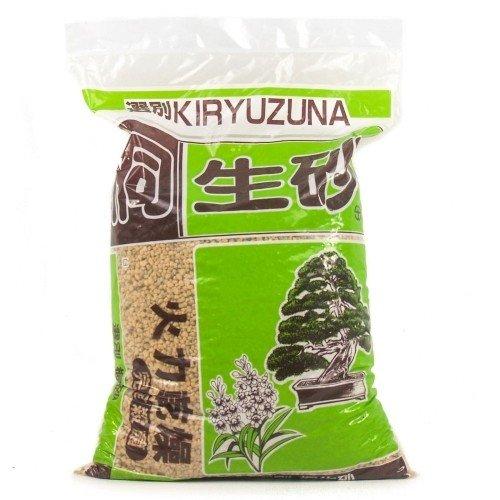 Sustrato Kiryuzuna grano medio (3-6 mm) en saco 16 litros