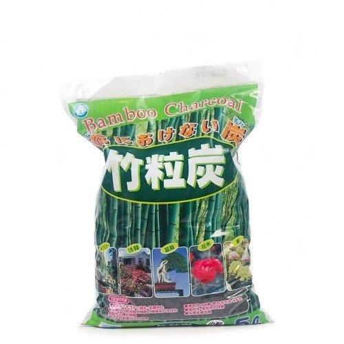Carbón de bambú japonés grano shohin (2-4 mm) saco 5 litros
