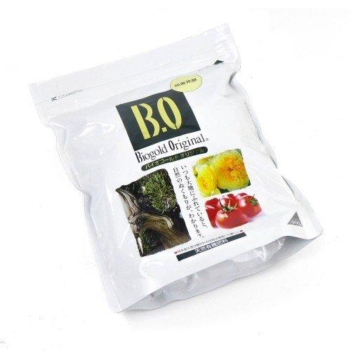 Abono sólido orgánico BIOGOLD en bolsa de 900 g