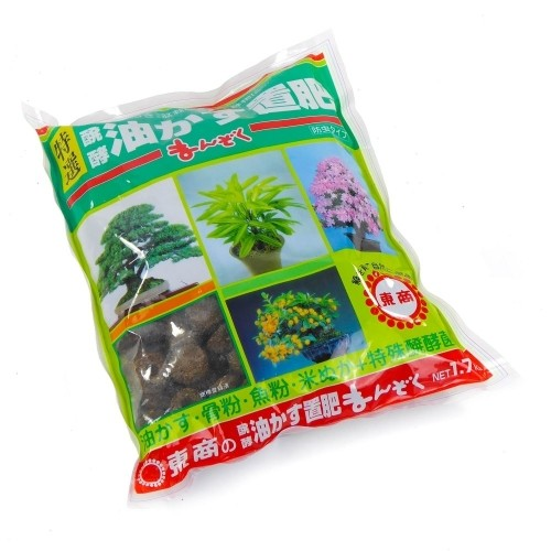 Abono sólido orgánico TOSHO MANZOKU grueso en bolsa 1,7 kg