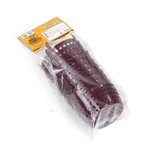 Contenedor abono orgánico 4,5 cm bolsa de 10 u