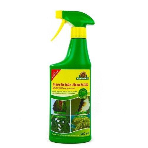 Insecticida-Acaricida SPRUZIT listo uso en pistola de 500 ml