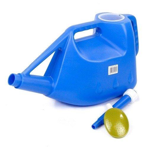 Regadera japonesa de plástico azul para bonsái 6 litros