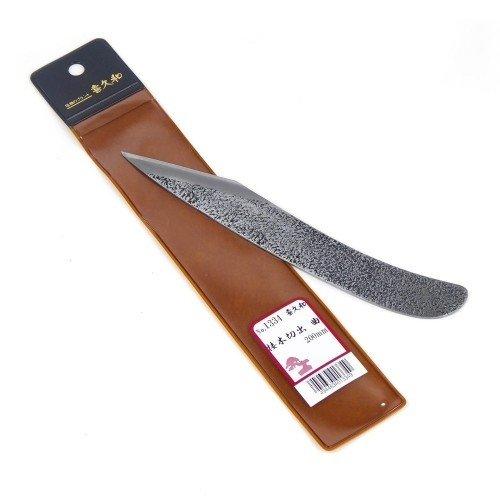 Cuchilla filo recto para injertar KIKUWA 200 mm