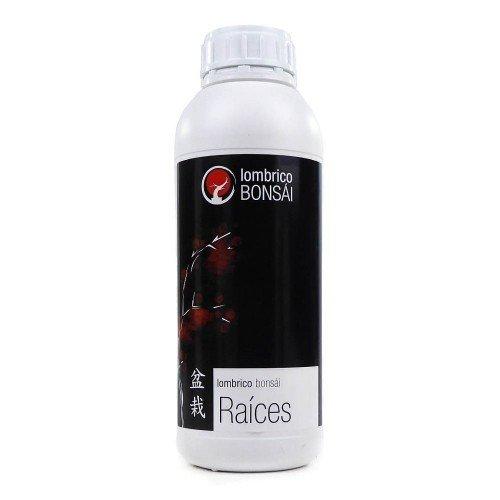 Enraizante líquido Lombrico Bonsái RAÍCES botella 1 litro