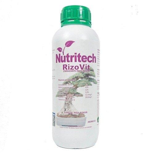 Enraizante líquido Nutritech RIZOVIT en botella 1 litro