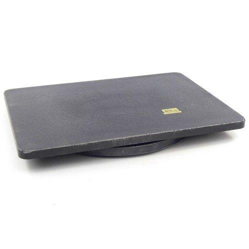 Torno rectangular japonés de resina y fibra de vidrio 300x400 mm