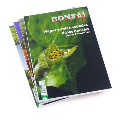 Plagas y enfermedades de los bonsáis - BONSÁI PASIÓN - nº 74