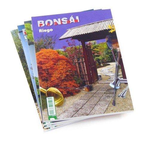 El riego de los bonsáis -  BONSÁI PASIÓN - nº 89