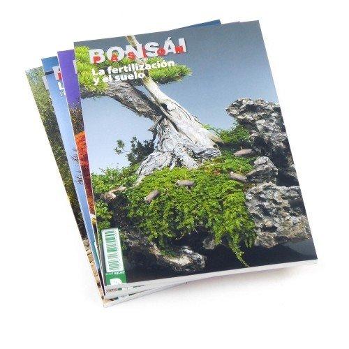 La fertilización y el suelo -  BONSÁI PASIÓN - nº 92