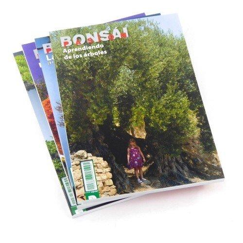 Aprendiendo de los árboles - BONSÁI PASIÓN - nº 86