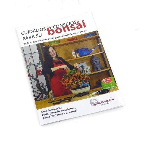 Guía Cuidados y consejos para su bonsái - MISTRAL BONSÁI