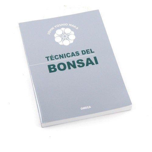 Libro Técnicas del bonsái - Tomo I - Editorial OMEGA