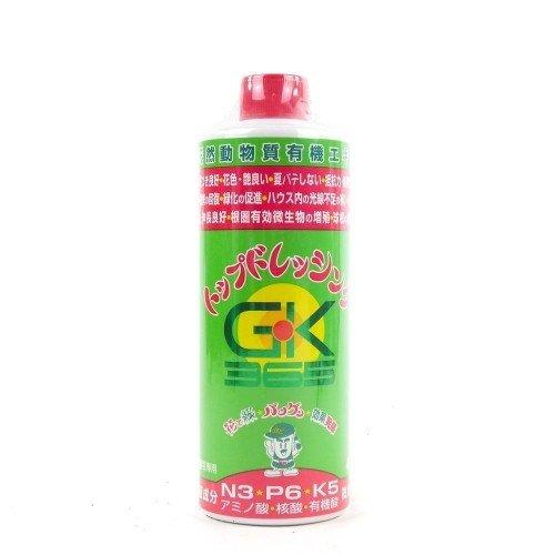 Abono orgánico líquido GREEN KING en botella 460 g