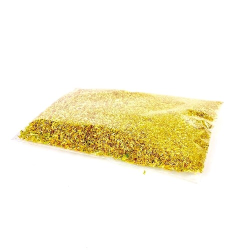 Musgo tamizado 50-50 (sphagnum-fibra media) en bolsa de plástico