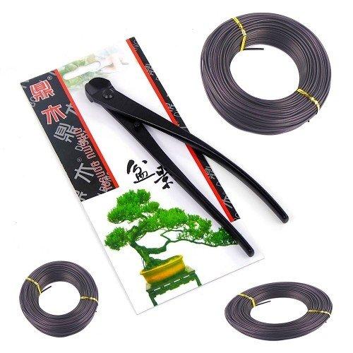 Kit de alambrado: Tenaza corta alambres Digmu 210 mm y 3...