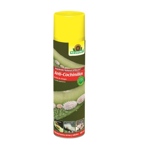 Insecticida Anticochinillas NEUDORFF en spray de 400 ml