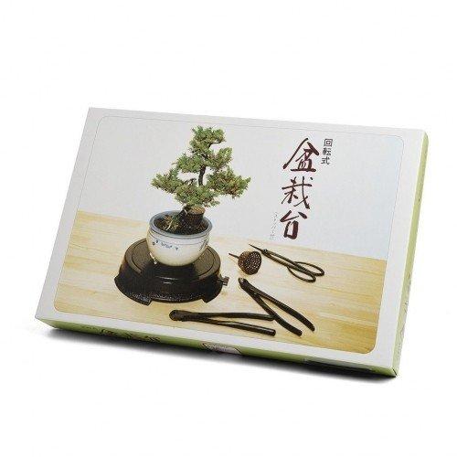 Set de 3 herramientas KIKUWA iniciación bonsái