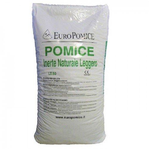 Sustrato Pómice grano medio (3-6 mm) en saco 50 litros