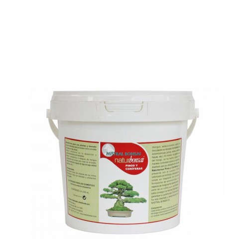 Estimulante biológico NATURBONSAI pinos y coníferas 800 ml