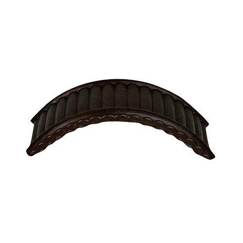 Figura de puente japonés color marrón 10cm