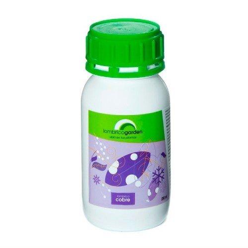 Cobre líquido LOMBRICO en envase de 250 ml