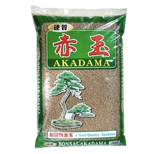 Akadama JIRUSHI hard quality grano shohin (2-4 mm) saco 14 litros