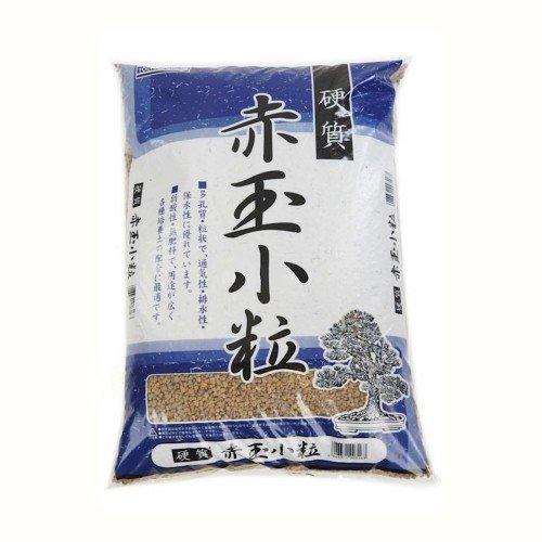 Akadama TOMICHI GREEN grano medio (2-6 mm) saco 14 litros